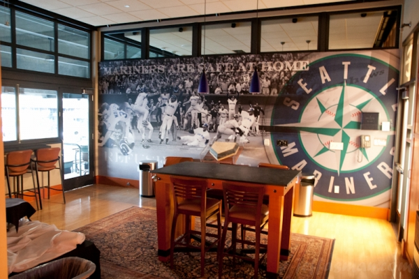 Suite at Safeco Field